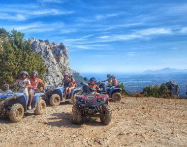 Sisine Quad Rental